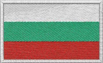 Bulharská vlajka Pelisport