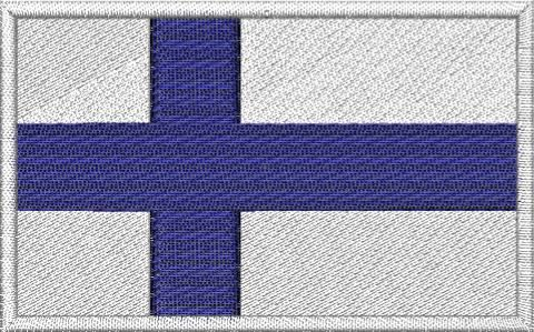 Finská vlajka Pelisport