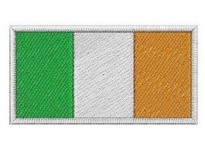 Nášivka Irská vlajka