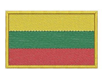 Litevská vlajka Pelisport