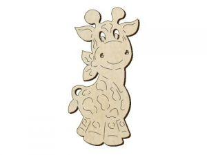 Výřez Žirafa