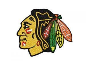 Nášivka Chicago Blackhawks