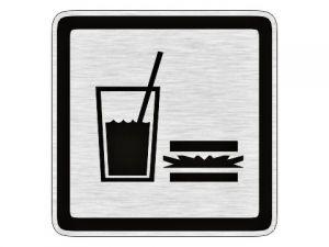 Piktogram Občerstvení