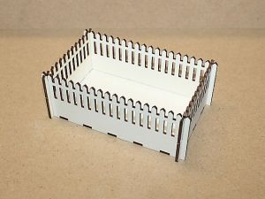 Krabička plot