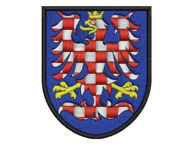 nášivka Moravský znak