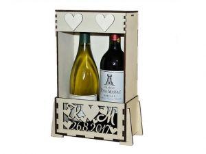 Krabička na 2 vína