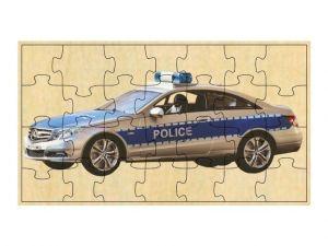 Puzzle Auto Police