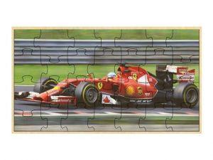 Puzzle Ferrari