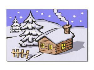 Vánoční pohlednice 2