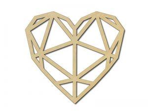 Dekorace Srdce