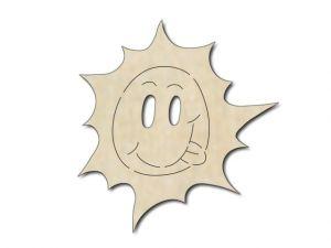 Výřez Sluníčko s jazykem