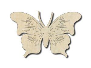 Vyřezávaný motýl 4