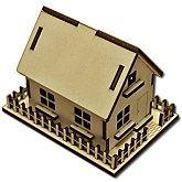 3D domeček