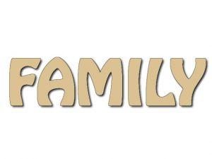 Dekorace FAMILY