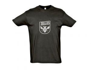 Tričko s výšivkou Brutal assault