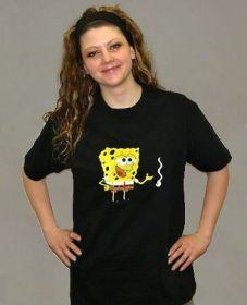 Tričko Sponge Bob