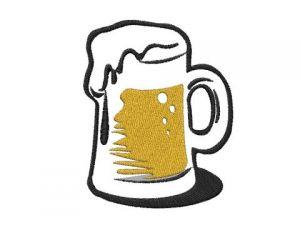 Výšivka Pivo 3