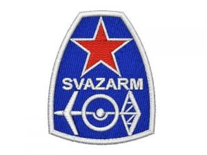 Nášivka Svazarm