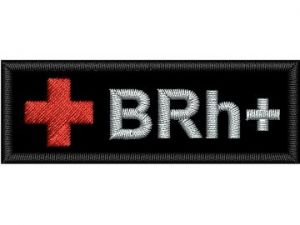 Zobrazit detail - Krevní skupina BRh+