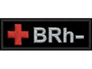 Zobrazit detail - Krevní skupina BRh-