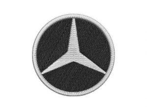 Nášivka Mercedes