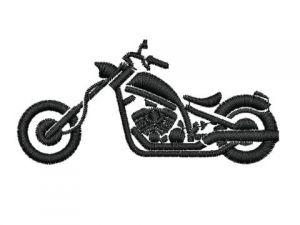 Zobrazit detail - Výšivka Chopper