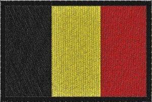 Nášivka Belgická vlajka