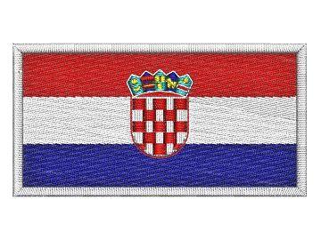 Chorvatská vlajka Pelisport