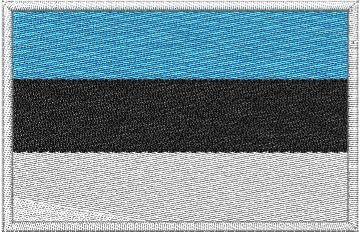Estonská vlajka Pelisport