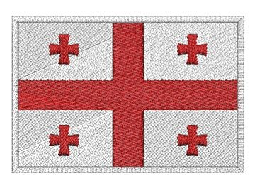 Gruzijská vlajka Pelisport