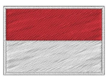 Indonéská vlajka Pelisport