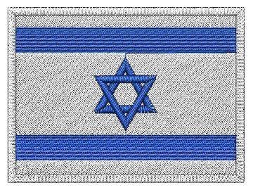 Izraelská vlajka Pelisport