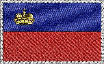 Lichtenštejnská vlajka Pelisport