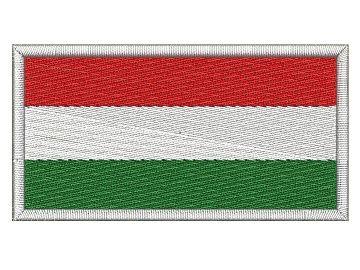Maďarská vlajka Pelisport