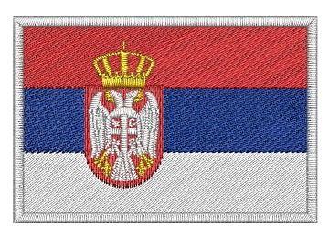 Srbská vlajka Pelisport