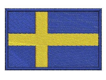 Švédská vlajka Pelisport