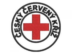 výšivka Červený kříž