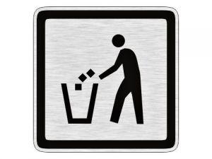 Piktogram Odpadkový koš
