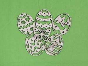 Velikonoční vajíčka sada 3