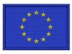 Nášivka Vlajka EU