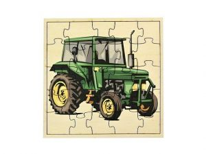 Puzzle Traktor 1