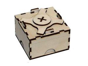 Krabička s uzávěrem