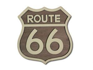 Dekorace Route 66