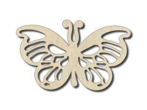Vyřezávaný motýl 6