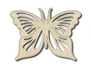 Vyřezávaný motýl 7