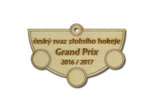 Medaile ČSSH