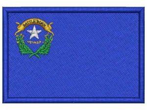 Nášivka Nevada vlajka