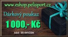dárkový poukaz eshop.pelisport.cz