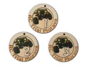 Medaile kulatá typ 03