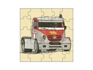 Puzzle Tahač